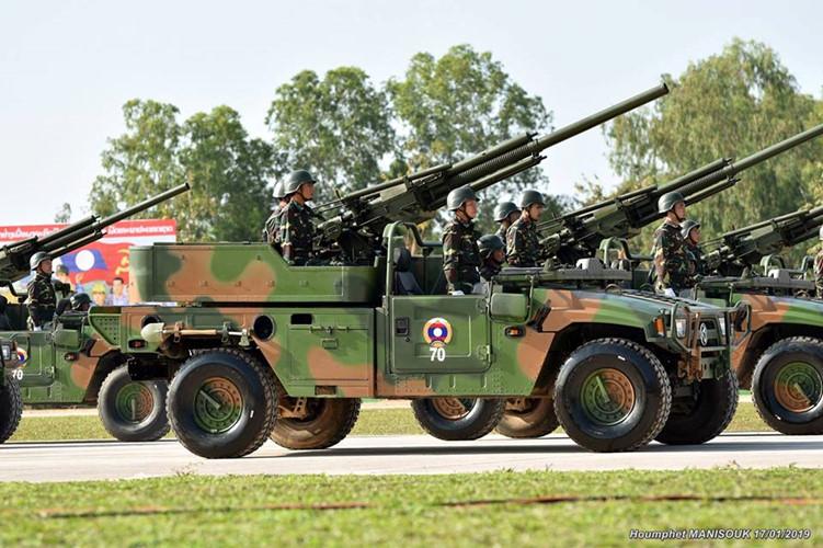 L'Armée populaire lao / forces armées du Laos 00b810