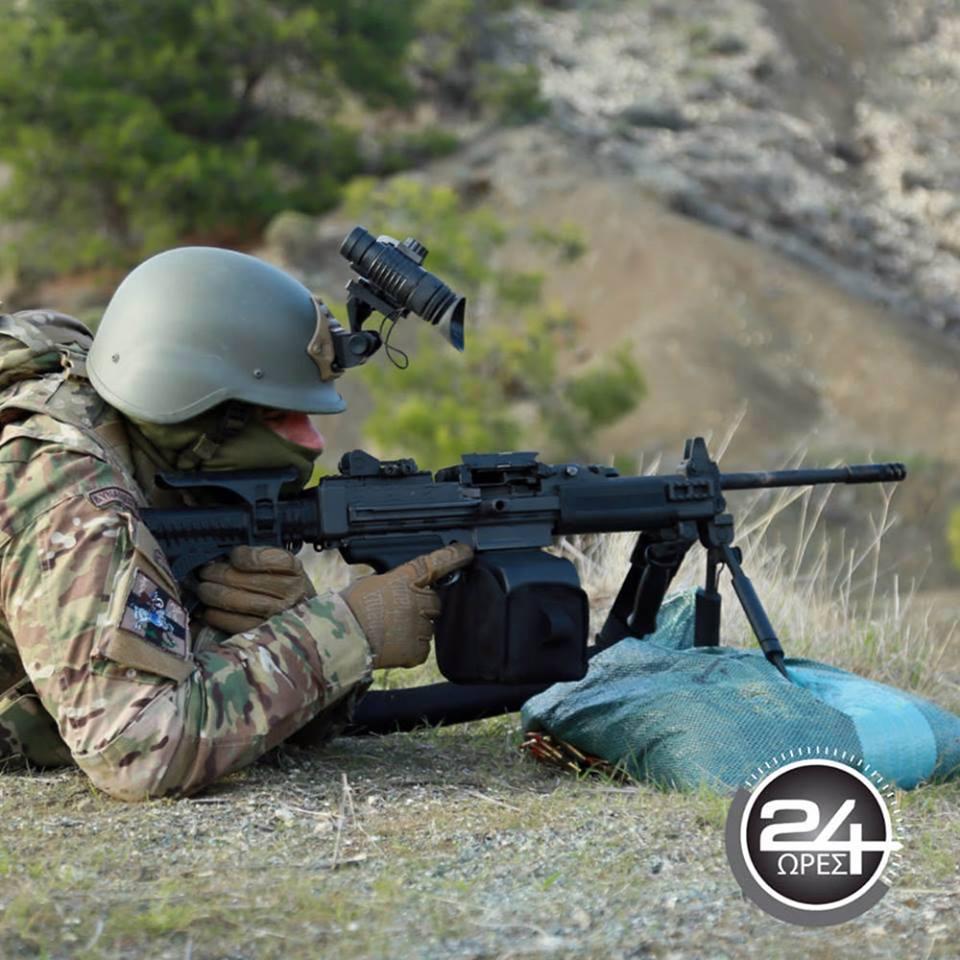Armée Chypriote / Cypriot National Guard / Ethnikí Frourá - Page 2 00b8a17