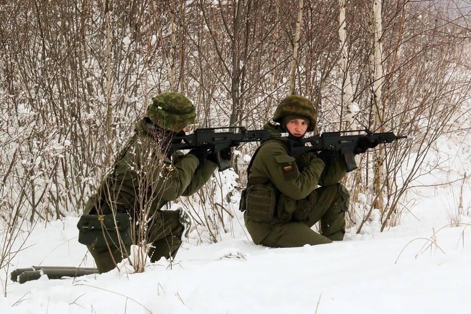 Armée lituanienne/Lithuanian Armed Forces - Page 6 00b8a26