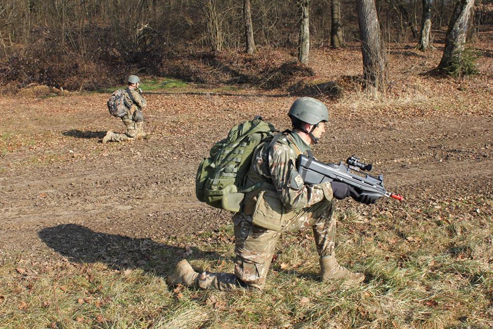 Slovenian Armed Forces / Slovenska vojska - Page 3 00b8f10
