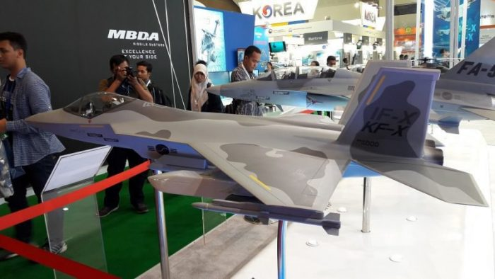 Korea Aerospace Industries KFX - Page 2 00b8f12