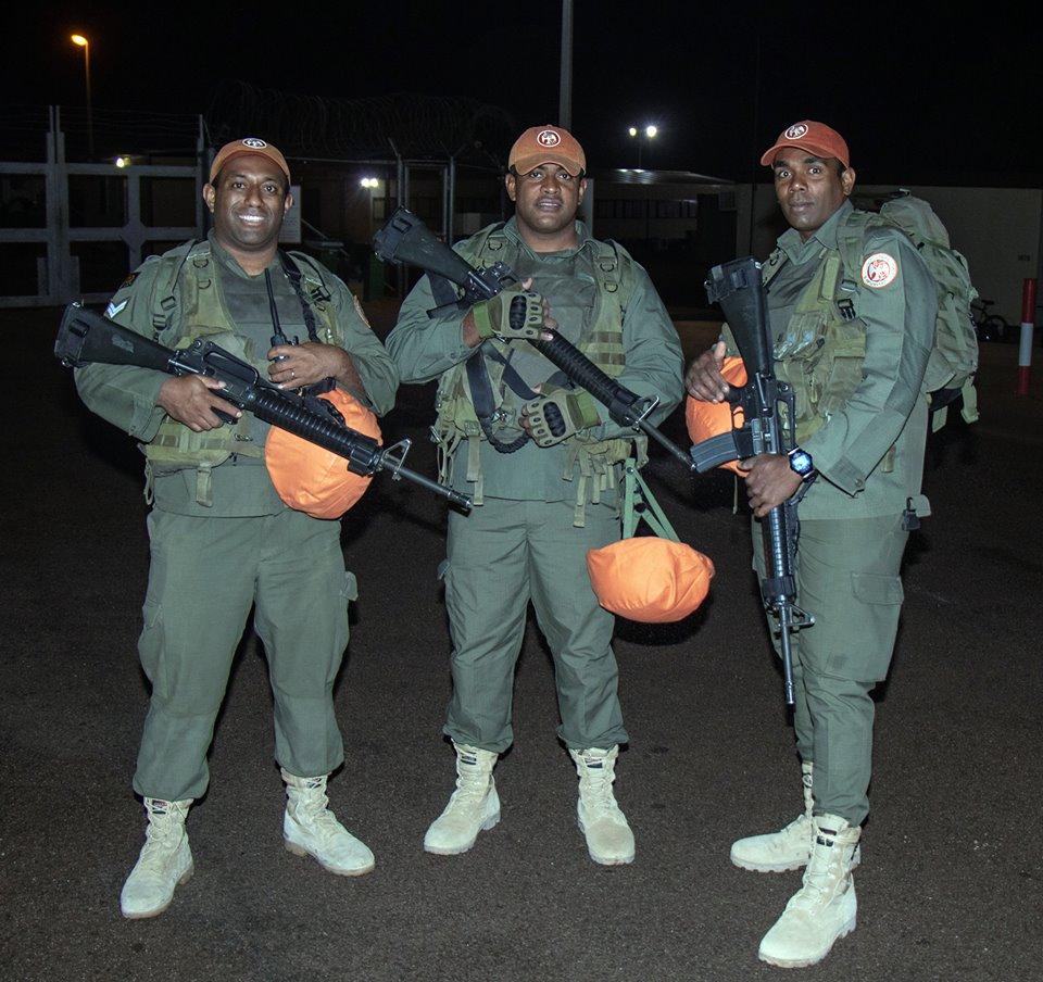 Les Forces militaires de la République des Fidji  /Republic of Fiji Military Forces (RFMF) 00b8f18