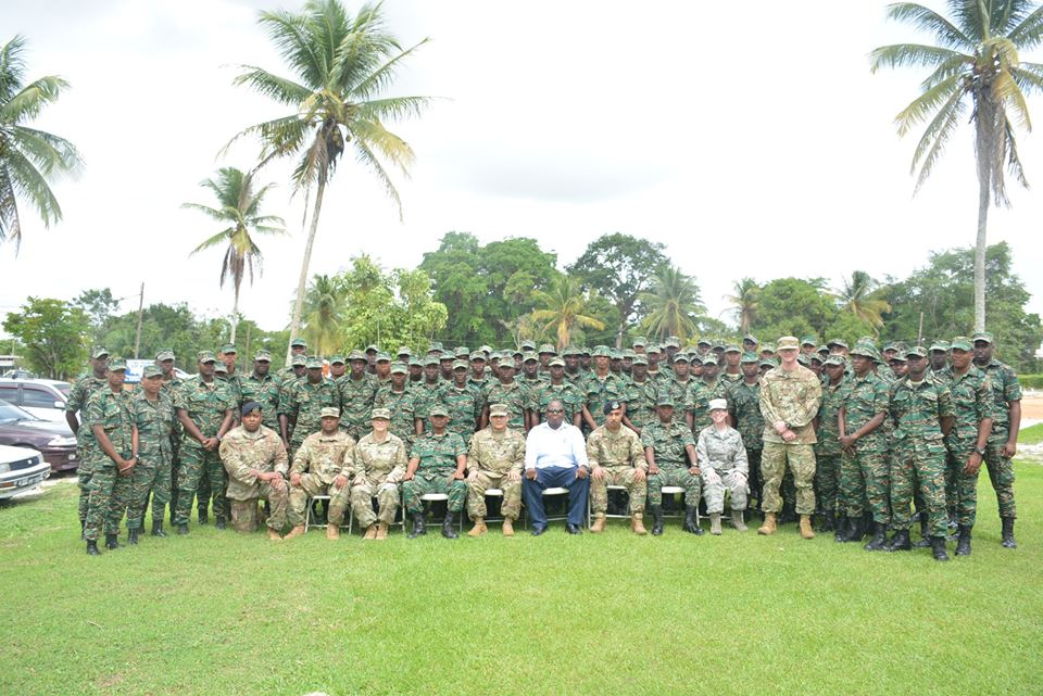 Guyana Defence Force (GDF) 00b8j111