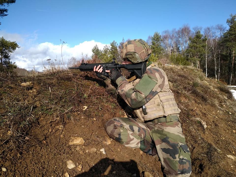 Armée Française / French Armed Forces 00b8j14