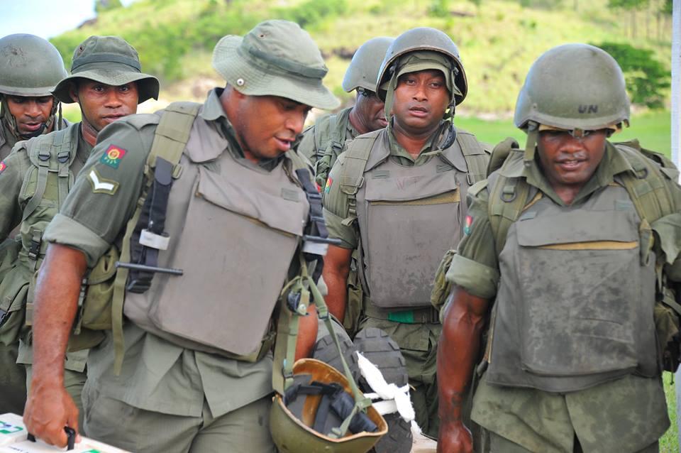 Les Forces militaires de la République des Fidji  /Republic of Fiji Military Forces (RFMF) 00b9a210
