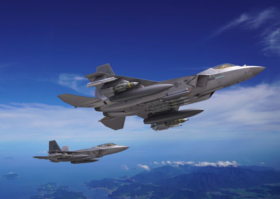 Korea Aerospace Industries KFX - Page 2 043