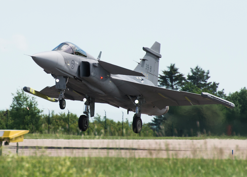 Saab: présentation du futur Gripen - Page 3 0c31