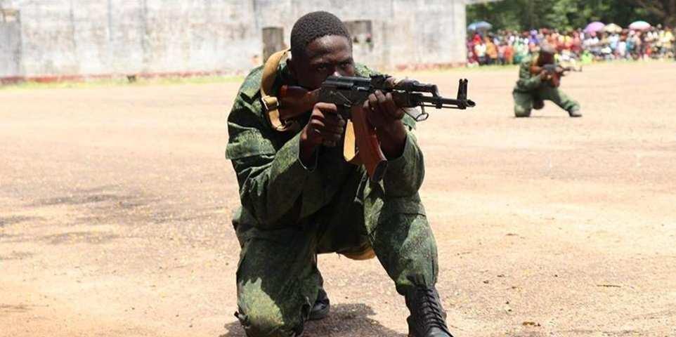 Armées de la République centrafricaine  - Page 10 0ca1b10