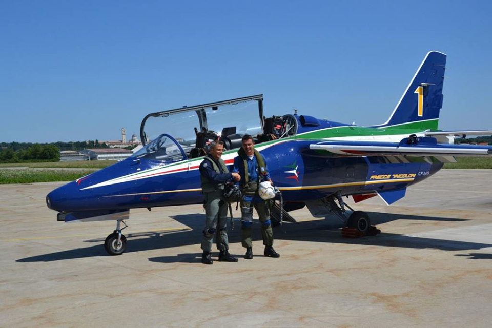 Aermacchi M-345HET (Trainer High Efficiency)  0d413