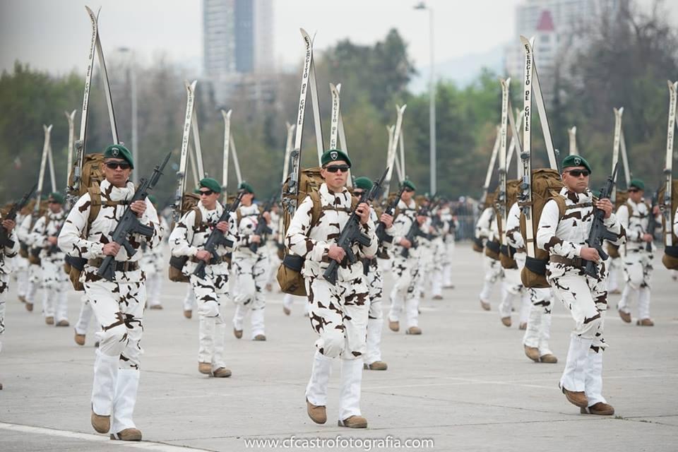 Armée Chilienne / Chile's armed forces / Fuerzas Armadas de Chile - Page 14 1015