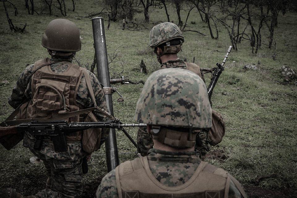 Armée Chilienne / Chile's armed forces / Fuerzas Armadas de Chile - Page 14 1022