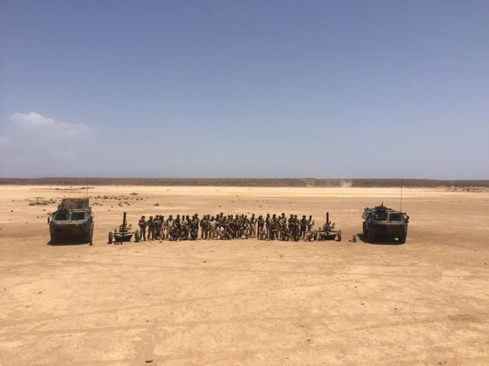 Armée djiboutienne / Djibouti National Army - Page 3 1024