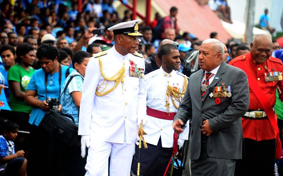 Les Forces militaires de la République des Fidji  /Republic of Fiji Military Forces (RFMF) 1026