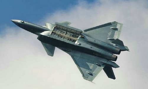 Chinese Chengdu J-20 stealth fighter - Page 7 1041