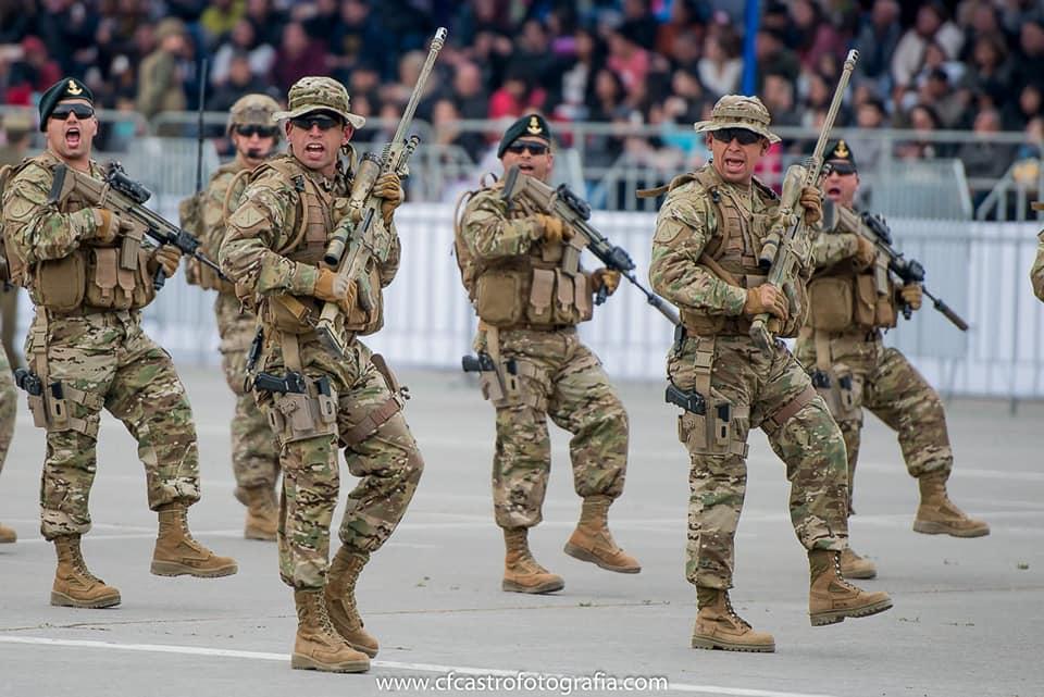 Armée Chilienne / Chile's armed forces / Fuerzas Armadas de Chile - Page 14 10a11