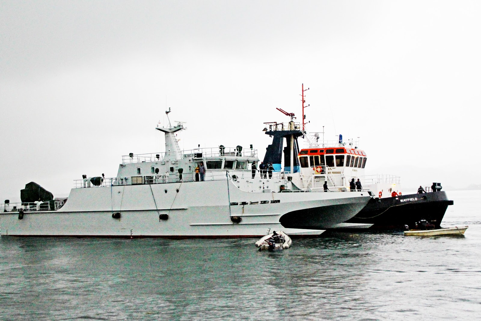 Les Forces militaires de la République des Fidji  /Republic of Fiji Military Forces (RFMF) 10a18