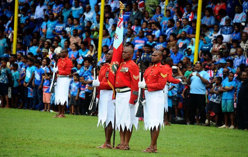 Les Forces militaires de la République des Fidji  /Republic of Fiji Military Forces (RFMF) 10a19
