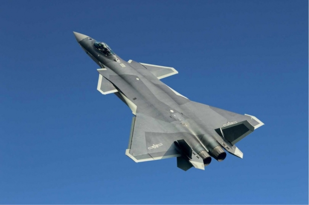 Chinese Chengdu J-20 stealth fighter - Page 7 10a36