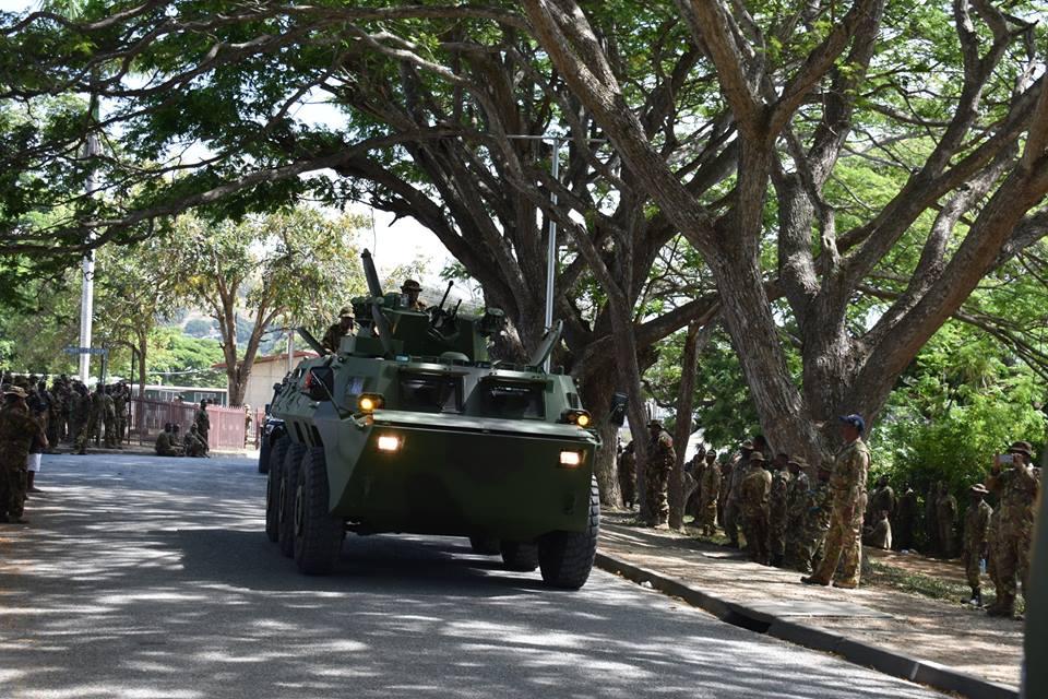 Force de défense de Papouasie Nouvelle-Guinée  / Papua New Guinea Defence Force (PNGDF) 10a38