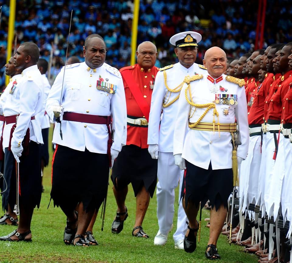 Les Forces militaires de la République des Fidji  /Republic of Fiji Military Forces (RFMF) 10b15
