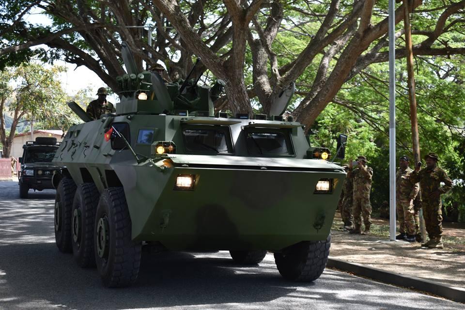 Force de défense de Papouasie Nouvelle-Guinée  / Papua New Guinea Defence Force (PNGDF) 10b29