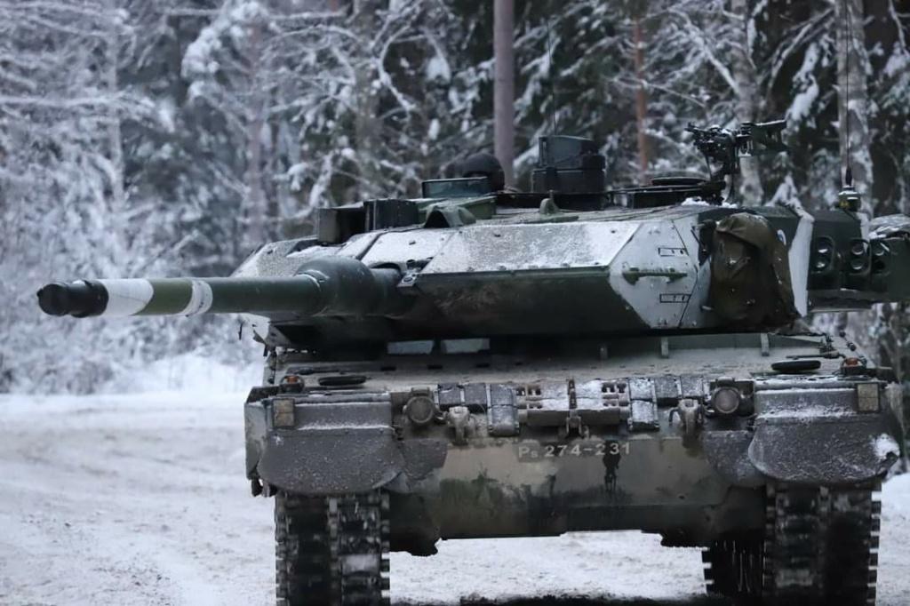 Armée Finlandaise / Finnish Defence Forces / puolustusvoimat - Page 11 11110