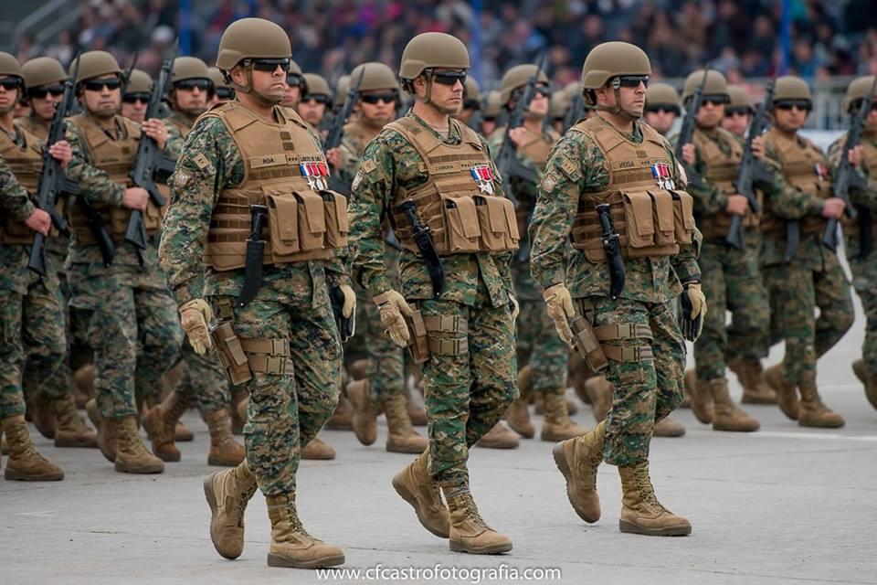 Armée Chilienne / Chile's armed forces / Fuerzas Armadas de Chile - Page 14 1114