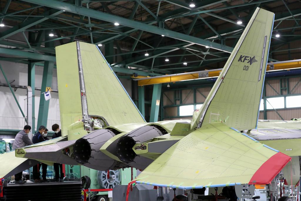 Korea Aerospace Industries KFX - Page 2 11141