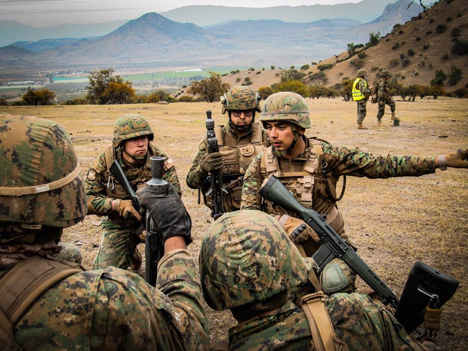 Armée Chilienne / Chile's armed forces / Fuerzas Armadas de Chile - Page 14 1133
