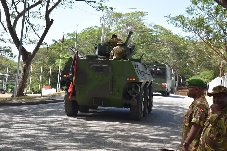 Force de défense de Papouasie Nouvelle-Guinée  / Papua New Guinea Defence Force (PNGDF) 1135