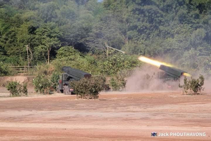 L'Armée populaire lao / forces armées du Laos 1179