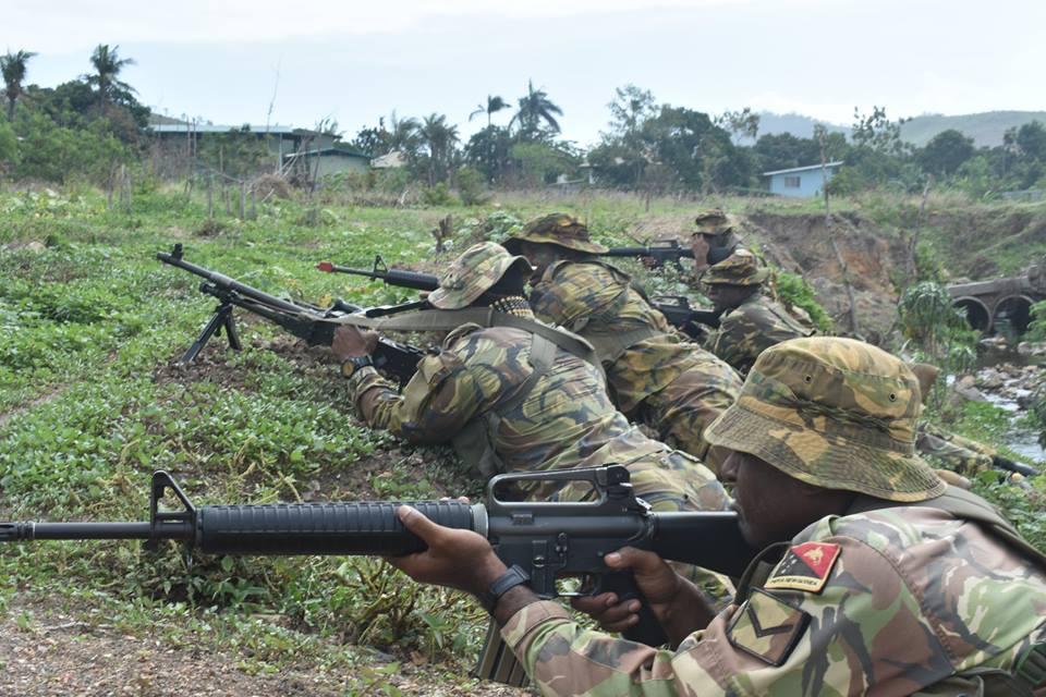 Force de défense de Papouasie Nouvelle-Guinée  / Papua New Guinea Defence Force (PNGDF) 119
