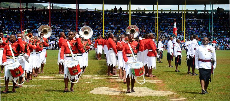 Les Forces militaires de la République des Fidji  /Republic of Fiji Military Forces (RFMF) 11a14
