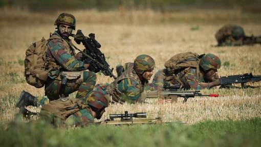 Armée Belge / Defensie van België / Belgian Army  - Page 18 11a25