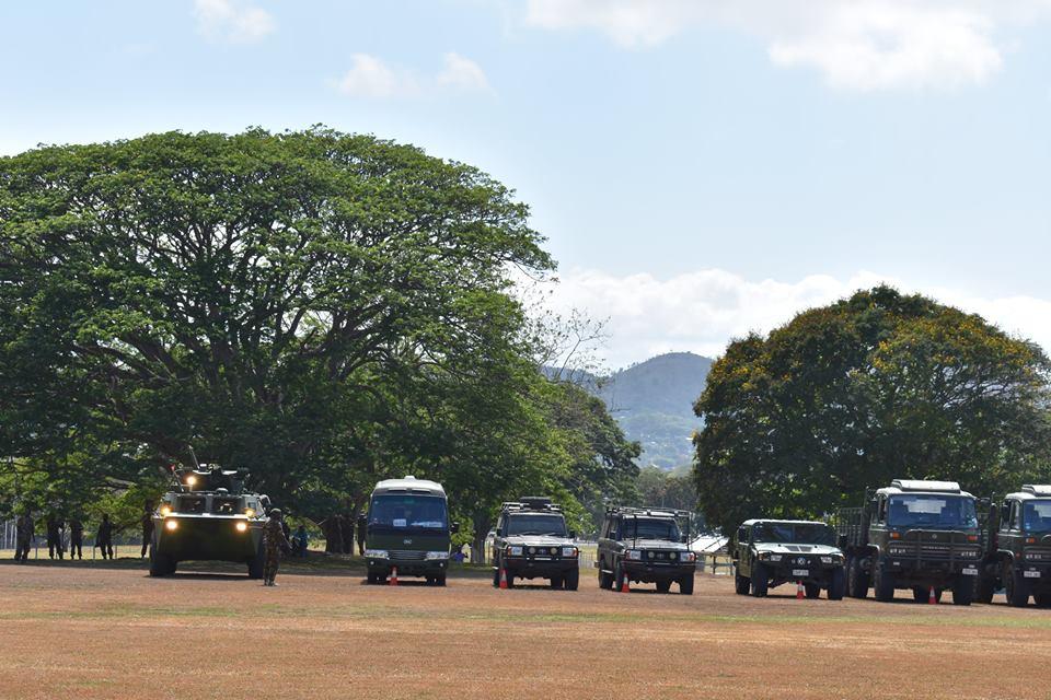 Force de défense de Papouasie Nouvelle-Guinée  / Papua New Guinea Defence Force (PNGDF) 11a28
