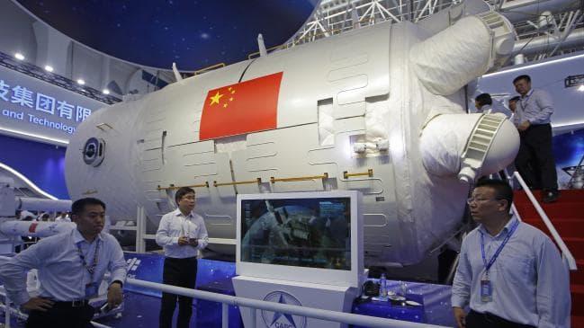 Salon aéronautique de Zuhai 2018 / Airshow China 2018 (6 au 11 novembre) 11a37