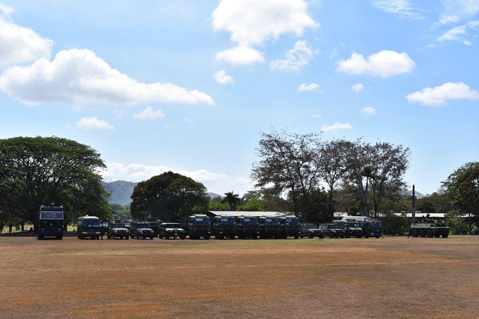 Force de défense de Papouasie Nouvelle-Guinée  / Papua New Guinea Defence Force (PNGDF) 11b11