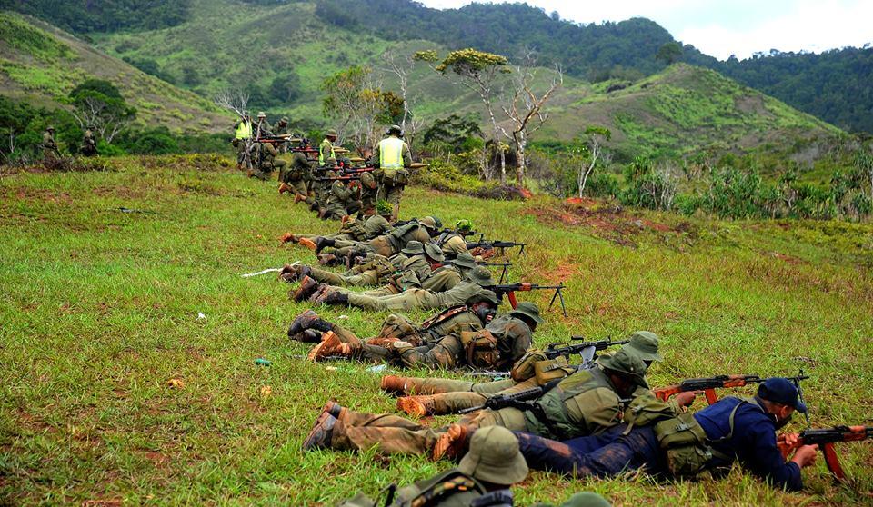 Les Forces militaires de la République des Fidji  /Republic of Fiji Military Forces (RFMF) 11b13