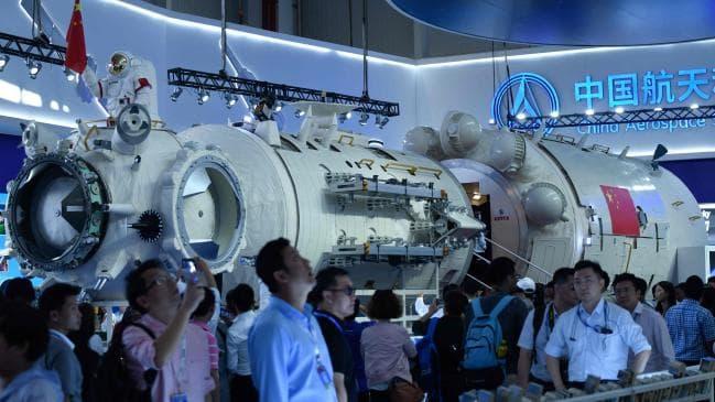 Salon aéronautique de Zuhai 2018 / Airshow China 2018 (6 au 11 novembre) 11b18