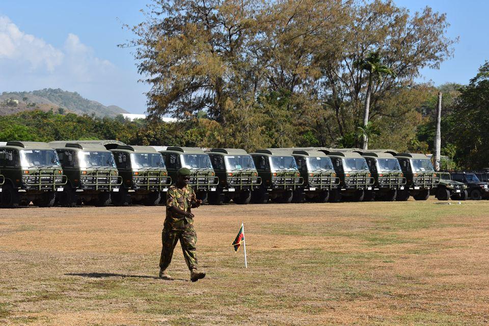 Force de défense de Papouasie Nouvelle-Guinée  / Papua New Guinea Defence Force (PNGDF) 11c11