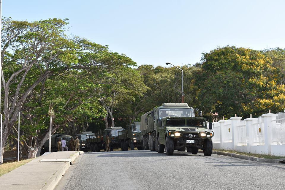 Force de défense de Papouasie Nouvelle-Guinée  / Papua New Guinea Defence Force (PNGDF) 11d11