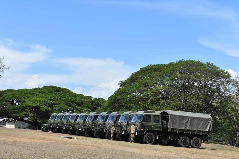 Force de défense de Papouasie Nouvelle-Guinée  / Papua New Guinea Defence Force (PNGDF) 11e11