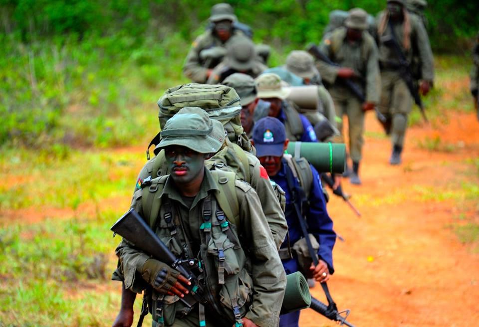 Les Forces militaires de la République des Fidji  /Republic of Fiji Military Forces (RFMF) 11e12