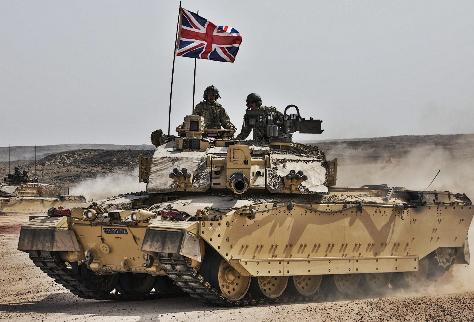 Armée Britannique/British Armed Forces - Page 12 11e15