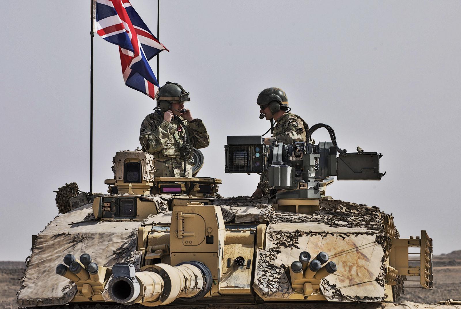 Armée Britannique/British Armed Forces - Page 12 11f13