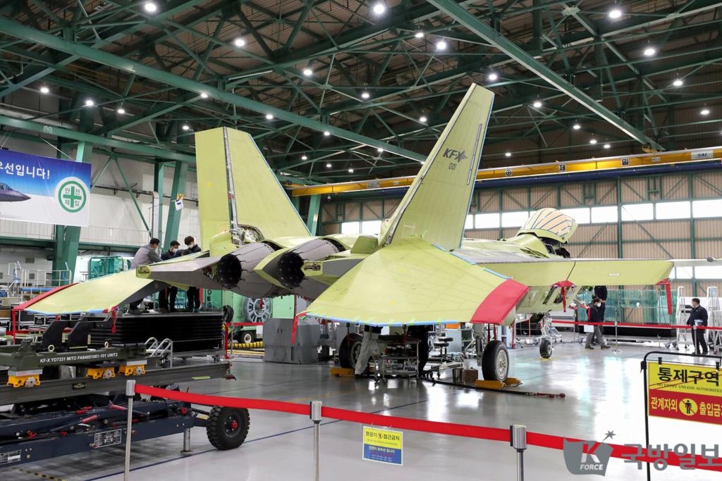 Korea Aerospace Industries KFX - Page 2 12113