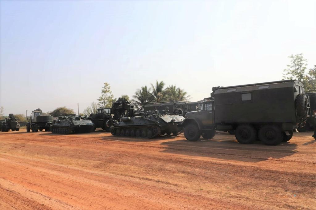 L'Armée populaire lao / forces armées du Laos 1294