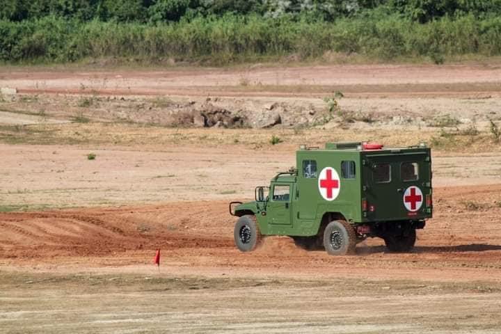 L'Armée populaire lao / forces armées du Laos 1334