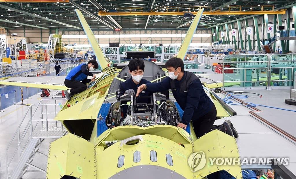 Korea Aerospace Industries KFX - Page 2 1365