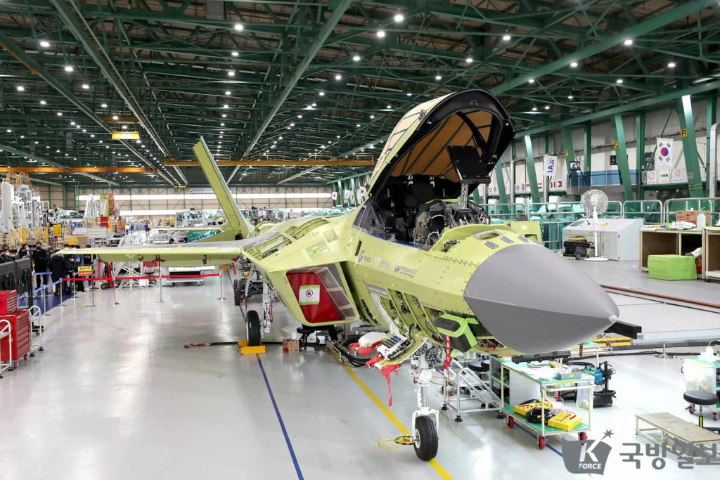 Korea Aerospace Industries KFX - Page 2 1382